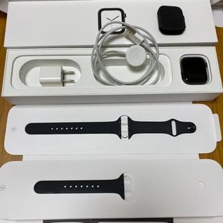 Apple Watch -  美品 Apple Watch Series 4(GPSモデル)40mm