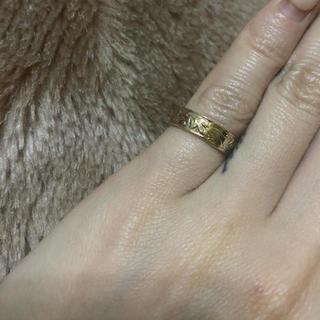 ハワイアン ジュエリー リング 4号(リング(指輪))