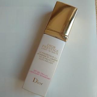 ディオール(Dior)の【ディオール】 プレステージ ホワイト 日焼け止め 化粧下地(化粧下地)
