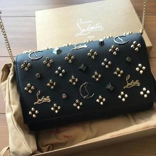 クリスチャンルブタン(Christian Louboutin)の美品 クリスチャンルブタン バッグ クラッチ(ショルダーバッグ)