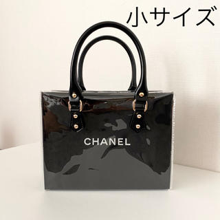 CHANEL - シャネル クリアバッグと紙袋