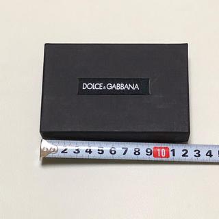 ドルチェアンドガッバーナ(DOLCE&GABBANA)のDOLCE&GABBANA 空き箱①(その他)