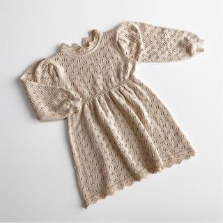 キャラメルベビー&チャイルド(Caramel baby&child )の韓国子供服 ワンピース(ワンピース)