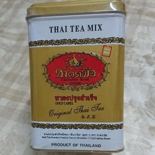 タイティーミックス ゴールド ChaTraMue(茶)