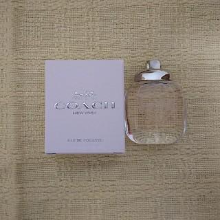 コーチ(COACH)のCOACH コーチ オードトワレ 新品未使用(香水(女性用))