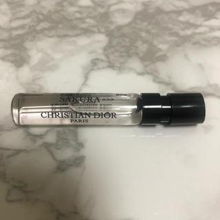 クリスチャンディオール(Christian Dior)のメゾン クリスチャン ディオール サクラ(香水(女性用))