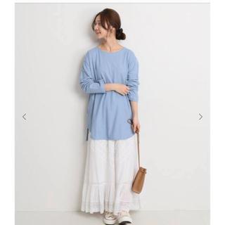 イエナスローブ(IENA SLOBE)の☆彡 新品 SLOBE IENA ロングスリーブT(Tシャツ(長袖/七分))