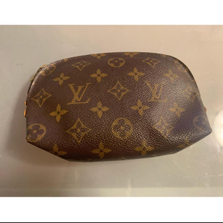 LOUIS VUITTON - ルイヴィトン モノグラム ポーチ