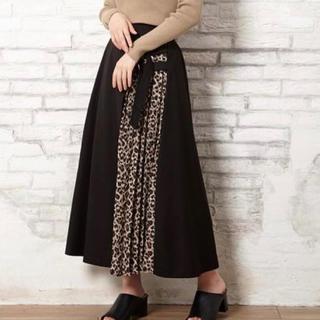 イング(INGNI)のINGNI / サイドベルトプリーツ切替 スカート(ロングスカート)