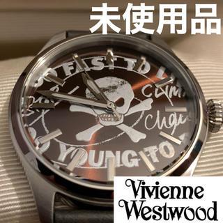 Vivienne Westwood - ◼️タグ付 未使用品◼️ヴィヴィアン  ウエストウッド スカル クロノグラフ