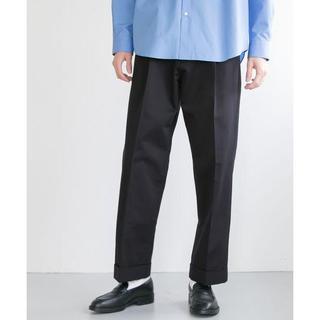 アーバンリサーチ(URBAN RESEARCH)のT/C Wide Pants ワイド パンツ(スラックス)