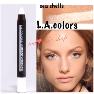 セフォラ(Sephora)のL.A.colors ★ ジャンボアイペンシル マットホワイト(アイライナー)