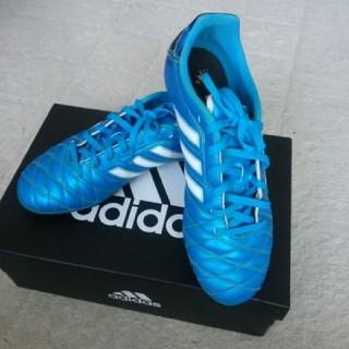 アディダス(adidas)の美品☆アディダス サッカースパイクシューズ 24センチ(シューズ)