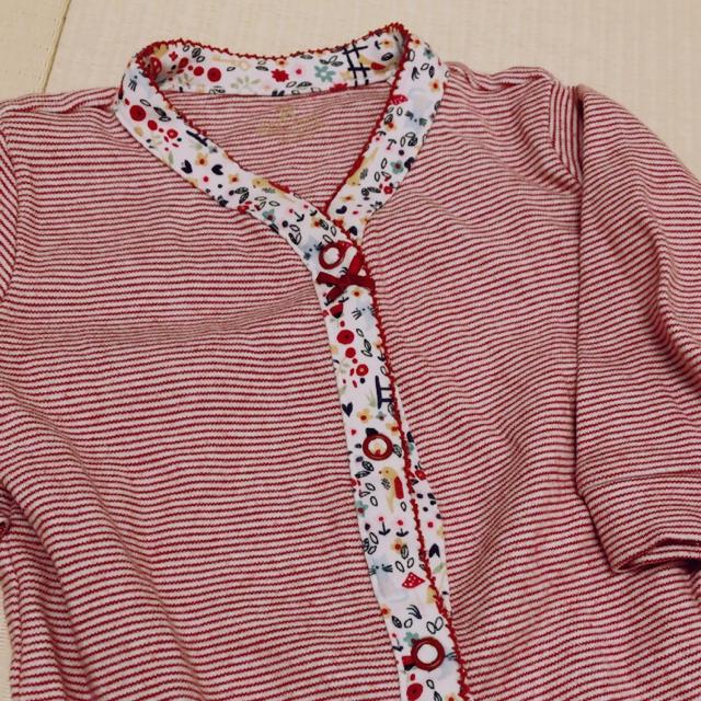 NEXT(ネクスト)のnext baby ロンパース3点セット キッズ/ベビー/マタニティのベビー服(~85cm)(ロンパース)の商品写真