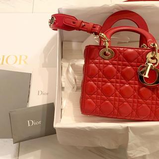クリスチャンディオール(Christian Dior)の新品レディディオール(ショルダーバッグ)