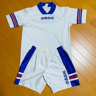 アディダス(adidas)のadidas アディダス プラシャツ パンツ セット(ウェア)
