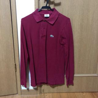 ラコステ(LACOSTE)のLACOSTE ラコステ 長袖ポロシャツ サイズ2 (ポロシャツ)