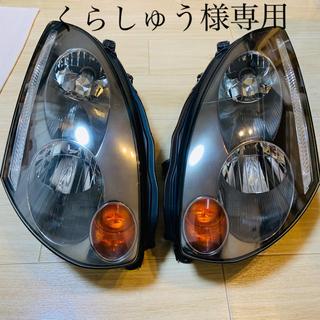 日産 - 純正 スカイラインクーペ cpv35 ヘッドライト 綺麗め