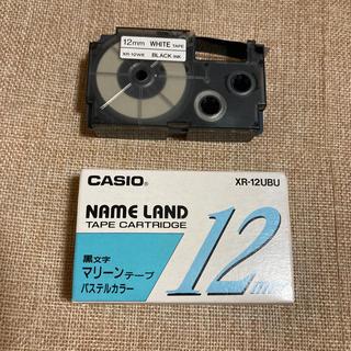 カシオ(CASIO)のCASIO テープカートリッジ(オフィス用品一般)
