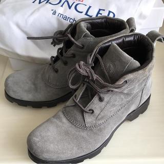 モンクレール(MONCLER)のブーツ 25cm  モンクレール(ブーツ)