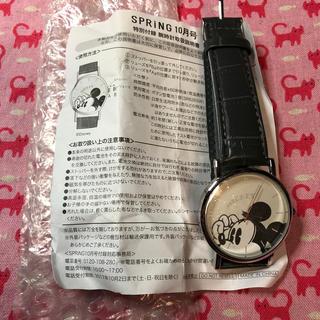ミッキーマウス - 腕時計⭐️ミッキーマウス⭐️未使用