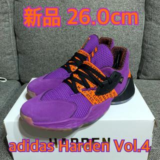 アディダス(adidas)の新品 adidas Harden Vol.4 マクドナルドコラボ 26.0cm(スニーカー)