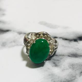 ロキエ(Lochie)のレトロな大きめリング(リング(指輪))