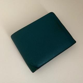 ポーター(PORTER)のPORTER ポーター メンズ 財布 2つ折り ウォレット 革 レザー(折り財布)