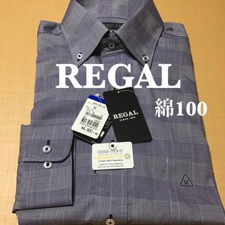REGAL - メンズ REGAL  ボタンダウンシャツ ワイシャツ 新品