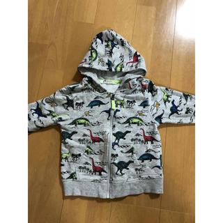 H&M - 恐竜 ダイナソー パーカー ジャケット