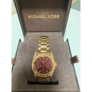 マイケルコース(Michael Kors)のマイケルコース レディース 腕時計(腕時計)