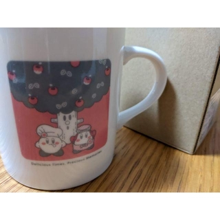 ニンテンドウ(任天堂)のカービィカフェ 博多 HAKATA マグカップ 未使用(その他)