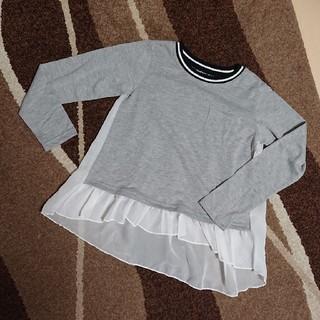 長袖 シャツ ☆140サイズ ☆女の子