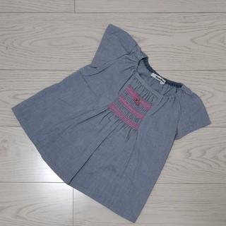 familiar - 【美品】ファミリア トップス 100センチ