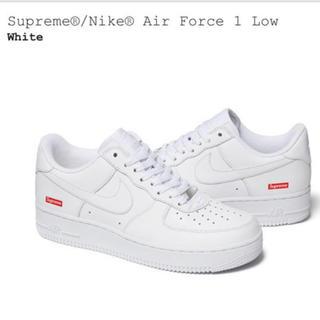 シュプリーム(Supreme)のSupreme Nike Air Force 1 Low 28cm(スニーカー)