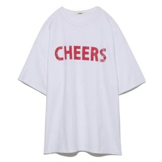 スナイデル(snidel)のsnidel ロゴビッグTシャツ(Tシャツ(半袖/袖なし))