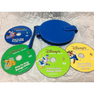 Disney - Step by step songs DVD