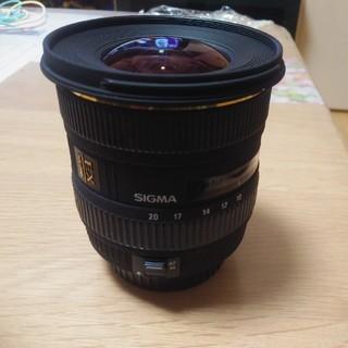 シグマ(SIGMA)のImb様専用 SIGMA 超広角 10-20mm F4-5.6 キヤノン(レンズ(ズーム))