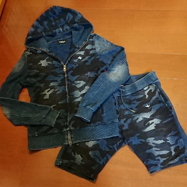 1piu1uguale3(ウノピゥウノウグァーレトレ)のメンズセットアップ   本日値下げ メンズのスーツ(セットアップ)の商品写真