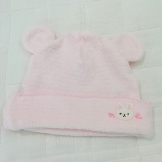 ミキハウス(mikihouse)のミキハウス ベビー ニット帽(帽子)