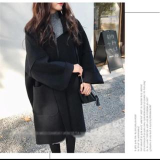 GRL - ロングコート ブラック