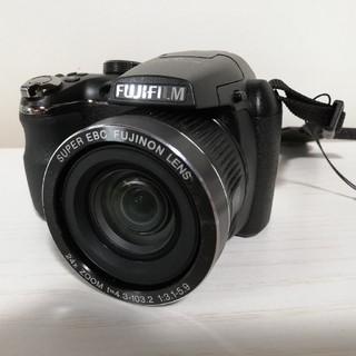 フジフイルム(富士フイルム)の【美品】FUJIFILM finepix s3200 デジカメ(コンパクトデジタルカメラ)