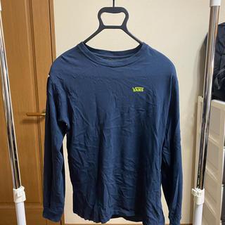 ヴァンズ(VANS)のVANS ロングTシャツ(Tシャツ/カットソー(七分/長袖))