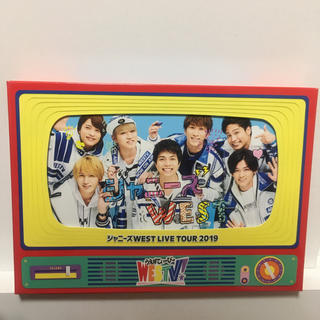 ジャニーズWEST - ジャニーズWEST LIVE TOUR 2019 WESTV Blu-ray