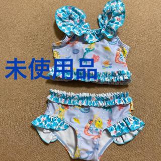 fafa - fafa フェフェ 水着 ビキニ 女の子 未使用 100-110 Sサイズ