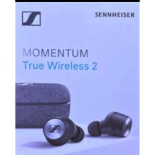 SENNHEISER - MOMENTUM True Wireless2 美品納品書保証付