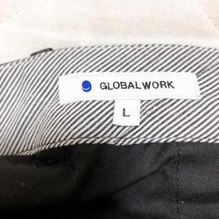 グローバルワーク(GLOBAL WORK)のglobal work   パンツ メンズ(ワークパンツ/カーゴパンツ)