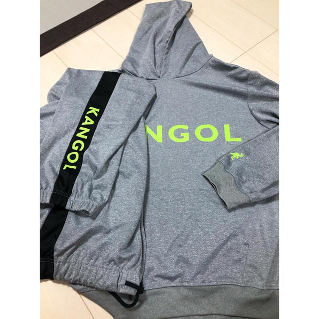 KANGOL(カンゴール)のカンゴール セットアップ メンズのスーツ(セットアップ)の商品写真