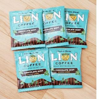 LION - ライオンコーヒー ワンドリップ チョコミント