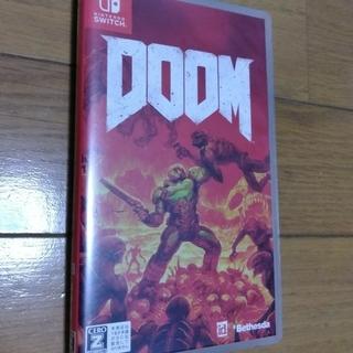 ニンテンドースイッチ(Nintendo Switch)のスイッチ ソフト Doom FPS(家庭用ゲームソフト)